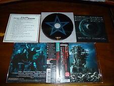 Dimmu Borgir / Death Cult Armageddon JAPAN+2 w/Sticker A5