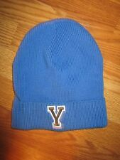 "H& M ""Y"" BLUE BEANIE HAT ONE SIZE EXCELLENT CONDITION*"