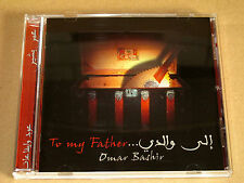 CD Omar Bashir To my Father... VDLCD 701