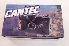 NEW VINTAGE CAMTEC PC-606, 35mm Focus Free Camera