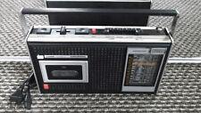 Grundig C 2600 Automatic Vintage Radio Cassette Player Recorder siebziger Jahren-defekt
