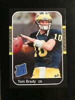 50 Card LOT - Tom Brady Rated Rookie Very Rare -
