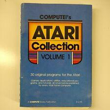 Compute!'s Atari Collection Volume 1, 1985