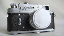 zorki 4 / jupiter 8 2/50mm lens vintage rangefinder film camera kmz