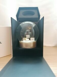 Chanel Snow Globe Rare VIP GIFT. SHIPPING TO ANYWHERE IN THE WORLD
