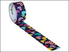 Coloured Duck Duct Gaffer Waterproof Tape PADDLING DUCKS Repair Craft DIY use