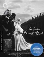 715515081313 Criterion Collection Beauty & The Beast With Jean Marais Blu-ray