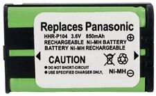 Replacement Battery for Panasonic HHR-P104 / P104A / P-P104 / TYPE 29 / GE-TL264
