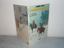 L'INDIEN FRANCAIS (RAMAIOLI & DURAND) N°5 LE CHASSEUR DES SOLITUDES GLENAT 1985