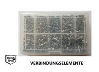 Reidl Senkkopf Blechschrauben 2,9 x 6,5 mm DIN 7982 A2 blank 10 St/ück