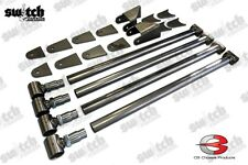 Universal Weld On Triangulated 4 Link Kit Heavy Duty 15 With Grade 8 Hardware