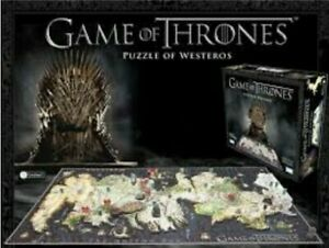 Game Of Thrones Puzzle Of Westeros 4D Cityscape Time Puzzle