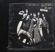 Alice Cooper - Love It To Death LP VG+ WS 1883 Green Lbl Vinyl Record