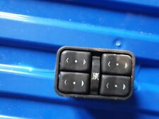 VAUXHALL MERIVA A DRIVERS 4 WAY FRONT AND REAR WINDOW SWITCH 13363402 / 24409206