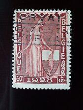 STAMPS - TIMBRE - POSTZ. - BELGIQUE - BELGIE 1928 NR.261  (ref. 1066)