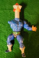 Vintage He Man He-Man Action Figure MOTU Mattel Mekaneck - missing arm