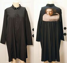 "SALE!!! NEW FANTASTIC RUNDHOLZ ""OLD MASTERS"" BUTTONS DOWN DRESS SIZE XL"