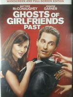 Ghosts of Girlfriends Past (DVD, 2009) Blockbuster Case FREE SHIPPING