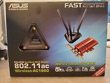 ASUS Dual-Band Wireless-AC1900 PCI-E Adapter (PCE-AC68)