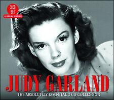 JUDY GARLAND  *  60 Greatest Hits  *  NEW 3-CD Boxset * All Original Songs * NEW