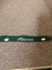 Masters Augusta National Golf Croakies For Sunglasses Eyeglasses Retainers