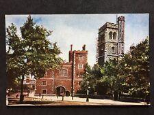 RP Vintage Postcard - London #L11 - Lambeth Palace - Hildsheimer & Co
