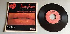 Ref 131 Vinilo 45 Tours Amor Amor Rod Mc Kuen