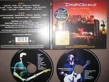 2 CD David Gilmour – Live In Gdańsk --- Psychedelic Rock Pink Floyd