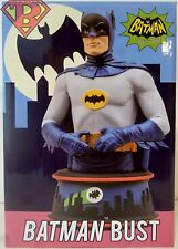 "BATMAN (ADAM WEST) 1966 TV Series 6"" Mini Bust #'d 0193/3000 Diamond Select 2014"