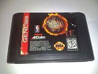NBA JAM T.E. TE Tournament Edition Sega Genesis Genuine Game Cartridge *NTSC-U*