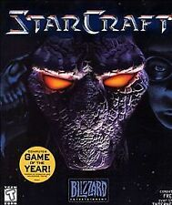 Starcraft PC CD-ROM Game 1998 Windows Complete Strategy Classic Blizzard #37