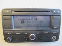 Navigationsystem VW Golf 5 6 Passat 3C Radio 1K0035191C Navi