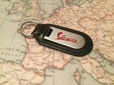VESPA Key Ring Etched and infilled Key fob 1