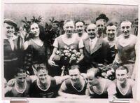 FC Schalke 04 + Deutscher Fußball Meister 1939 + Hochglanzfoto 17,5x12,7 cm #03