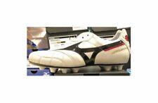 Mizuno Morelia II мужские футбольные кроссовки белый черный P1GA190909 19 м