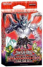 YU-GI-OH! DECK vari Mazzi tutti in ITALIANO YUGIOH Nuovi