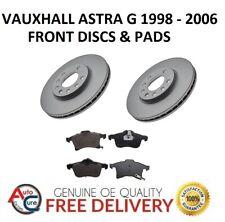 Vauxhall Astra Mk4 1.4 1.6 1998-2004 Posteriore Freno Scarpe Set di 4 nuovi