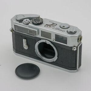 CANON 7 35mm Film Analog Rangefinder (Leica L39 Mount)