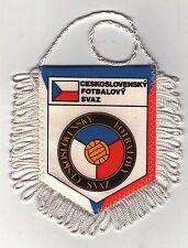ancien fanion football -  Tchécoslovaquie - ceskoslovensky fotbalovy svaz