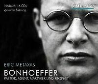 Bonhoeffer - Hörbuch von Metaxas, Eric   Buch   Zustand gut