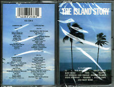 THE ISLAND STORY - VARIOUS ARTISTS (CASSETTE) BRAND NEW FACTORY SEALED