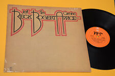 JEFF BECK LP ORIG USA 1973 TEXTURED COVER