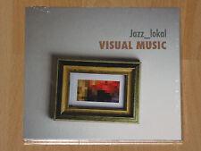 JAZZ_LOKAL - VISUAL MUSIC - WUPPER-FADO - I AM NOT IN LOVE - NEU + OVP