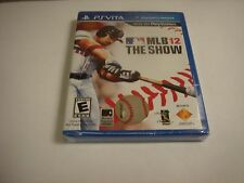 MLB 12: The Show  (PlayStation Vita, 2012)