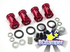 ALUMINUM 12MM HEX DRIVE 15MM EXTENSION ADAPTER R TEAM LOSI 1/14 MINI 8IGHT BUGGY