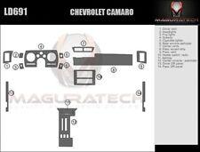 Dash Trim Kit for CHEVROLET CAMARO 82 83 84 85 86 87 88 89 carbon fiber wood alu