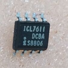 1 pc. ICL7611DCBA   Intersil  Operationsverstärker  SOIC8  NOS