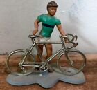 Britains Ltd Vintage Bicycle Racing Cyclist Road Bike Tour De France Toy Model