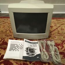 "Vintage AST Computer ASTVision 5U 15"" Diagonal SGVA Color Monitor NEW OLD STOCK!"