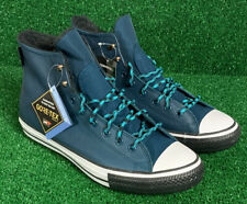 NEW! Converse Winter GORE-TEX Chuck Taylor All Star GTX Green 165934C Sz 11